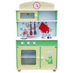 Kuchnia drewniana dla dzieci LIMET HOME KITCHEN (W10C034)