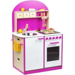 Kuchnia drewniana dla dzieci BELINDA (W10C065)