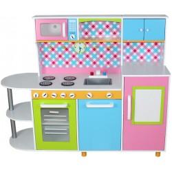 Kuchnia drewniana dla dzieci DALAS (W10C100)