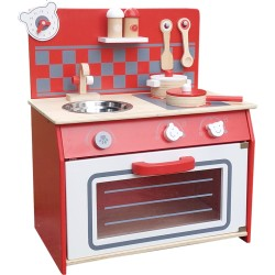 Kuchnia drewniana dla dzieci SALLY (W10C158)