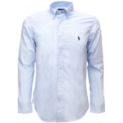 Koszula z długim rękawem Ralph Lauren - Light Blue
