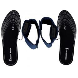 Podgrzewane wkładki do butów UNIWERSALNY rozmiar