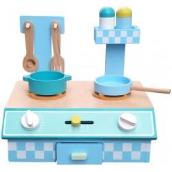 Kuchnia drewniana dla dzieci LENORA (W10C063)