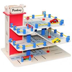 Garaż parking drewniany OLAF GARAGE (W04D001)