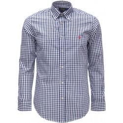 Koszula w kratkę z długim rękawem Ralph Lauren - Navy (Red)