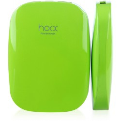 Bateria przenośna PowerBank HOOX Magic Stone 6000 mAh - Green