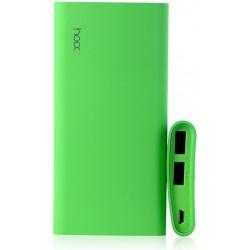 Bateria przenośna PowerBank HOOX Comma 6000 mAh - Green
