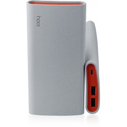 Bateria przenośna PowerBank HOOX Timely 11000 mAh - Gray
