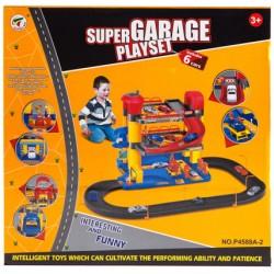 Duży garaż parking - (P4588A-2)