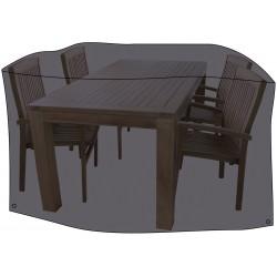 Pokrowiec na stół i krzesła ogrodowe 320x93 cm - MC2034