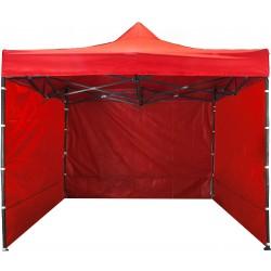 Namiot handlowy ekspresowy aGa 3x3 m 3S 2017 POP UP Red - 2017
