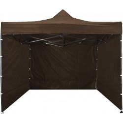 Namiot handlowy ekspresowy aGa 3x3 m 3S 2017 POP UP Brown - 2017