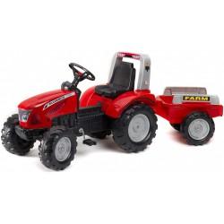 Traktor na pedały z przyeczepką FALK McCormick (3020AB)