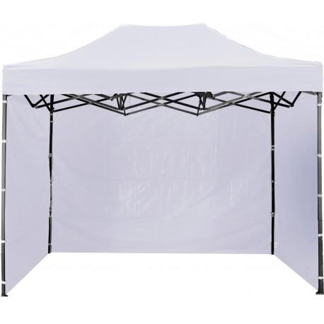 Namiot handlowy ekspresowy aGa 3x4,5 m 3S 2017 POP UP White - 2017