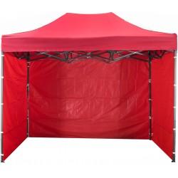 Namiot handlowy ekspresowy aGa 3x4,5 m 3S 2017 POP UP Red - 2017