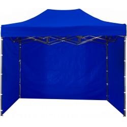 Namiot handlowy ekspresowy aGa 3x4,5 m 3S 2017 POP UP Blue - 2017