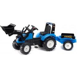 Traktor na pedały z przyczepką FALK Landini (3010AM)