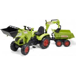 Traktor na pedały z przyczepką FALK Class Axos 330 - (1010W)