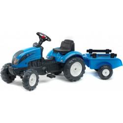 Traktor na pedały z przyczepką FALK Landini Powermondial 110 (2050C)