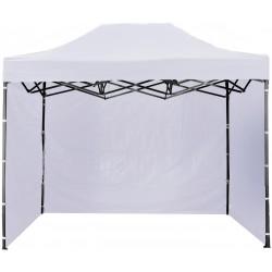 Namiot pawilon ogrodowy aGa 2x3 m 3S PARTY White - 2017