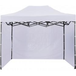 Namiot pawilon ogrodowy aGa 3x4,5 m 3S PARTY White - 2017