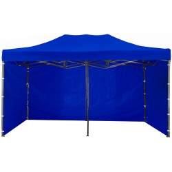 Namiot pawilon ogrodowy aGa 3x6 m 3S PARTY Blue - 2017