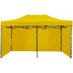 Namiot ekspresowy aGa 3x6 m 3S Yellow
