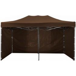 Namiot handlowy ekspresowy aGa 3x6 m 3S 2017 POP UP Brown - 2017