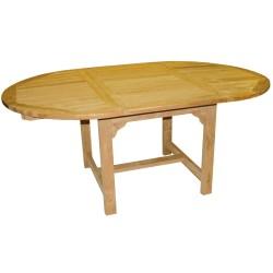 Stół ogrodowy z drewna tekowego - DF53