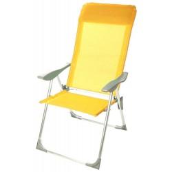 Krzesło ogrodowe regulowane aGa 5 - WAY