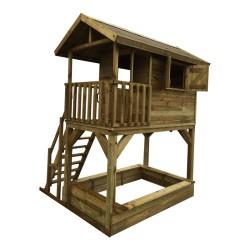 Drewniany domek TREE HOUSE DE LUXE