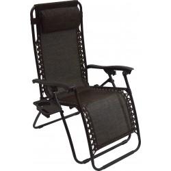 Krzesło leżak ogrodowy AERO GRT-105-6