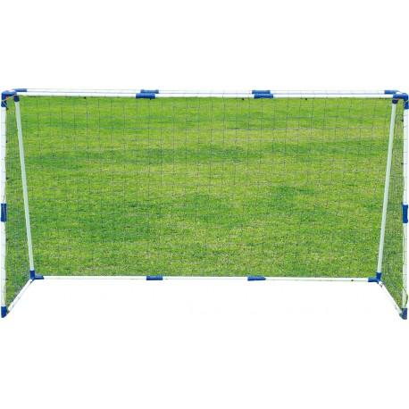 Bramka piłkarska 300x200x103 cm PROFESSIONAL STEEL GOAL 2017 - (JC-5300ST)