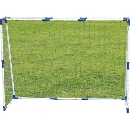 Bramka piłkarska 240x180x103 cm PROFESSIONAL STEEL GOAL 2017 - (JC-5250ST)