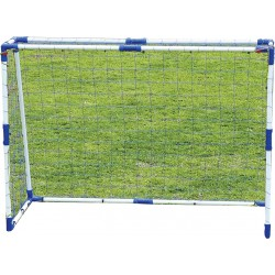 Bramka piłkarska 180x130x90 cm PROFESSIONAL STEEL GOAL 2017 - (JC-5183ST)