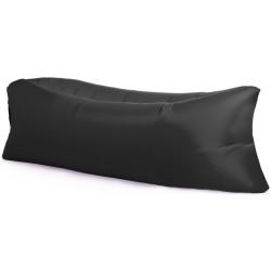 Sofa leżak materac kanapa na powietrze LAZY BAG -Black
