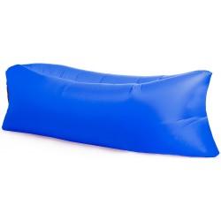 Sofa leżak materac kanapa na powietrze LAZY BAG -Blue