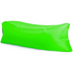 Sofa leżak materac kanapa na powietrze LAZY BAG -Green
