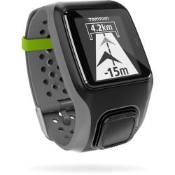 Zegarek sportowy męski TomTom MultiSport GPS Watch - Ciemny Szary