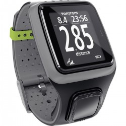 Zegarek sportowy męski TomTom Runner GPS Watch - Ciemny Szary
