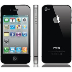 Apple iPhone 4S 16GB Black GW 12m-c (A)