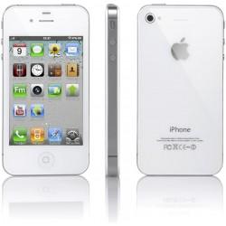 Apple iPhone 4S 32GB White GW 12m-c (A)