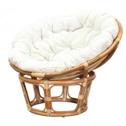 Fotel ratanowy PAPASAN PS01