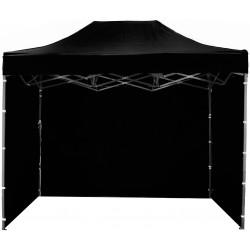Namiot pawilon ogrodowy aGa 2x3 m 3S PARTY Black