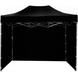 Namiot pawilon ogrodowy aGa 3x4,5 m 3S PARTY Black