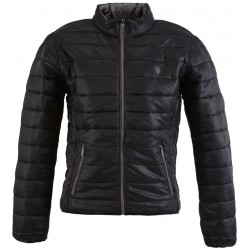 Męska kurtka pikowana dwustronna U.S. Pollo ASSN black (598) roz. L