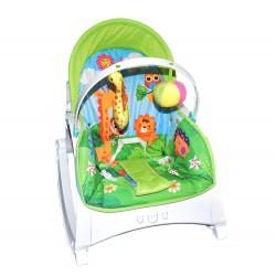 3w1 Krzesłko bujane BUJACZEK LEŻACZEK Baby Rocking Chair (PA818)