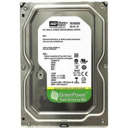Dysk Twardy 3,5 Western Digital 1TB WD10EURX SATA3 IntelliPower 64MB