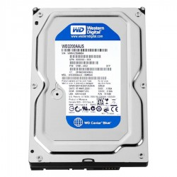 Dysk Twardy 3,5 Western Digital 320GB WD3200AAJS SATA3 32MB