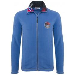 Bluza polarowa NEBULUS MILTON Blue - P2015